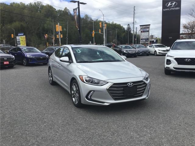 2018 Hyundai Elantra GLS (Stk: DR85773) in Ottawa - Image 1 of 11