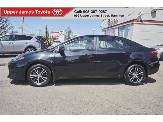 2018 Toyota Corolla LE (Stk: 80107) in Hamilton - Image 2 of 16