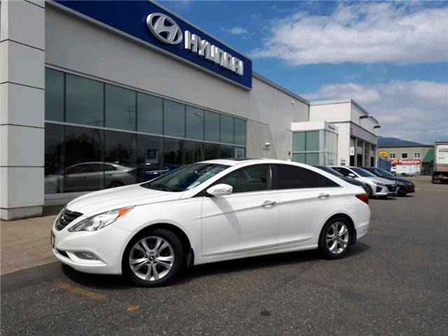 2011 Hyundai Sonata Limited (Stk: H99-9722A) in Chilliwack - Image 1 of 11