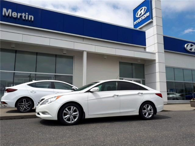 2011 Hyundai Sonata Limited (Stk: H99-9722A) in Chilliwack - Image 2 of 11