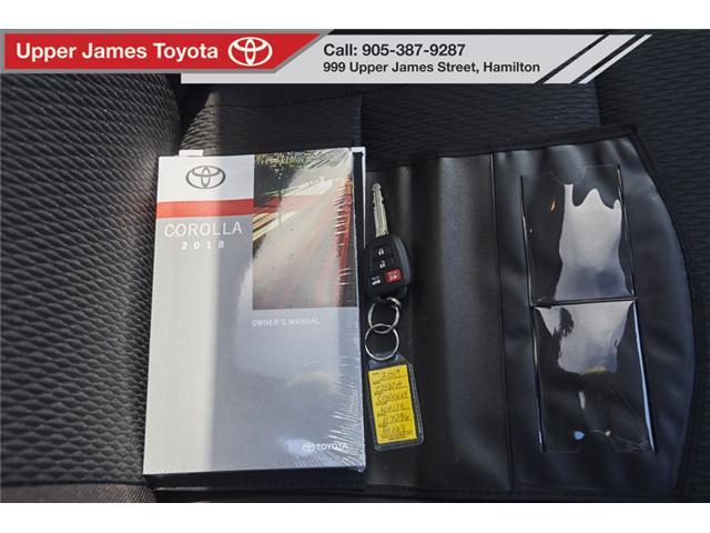 2018 Toyota Corolla LE (Stk: 80108) in Hamilton - Image 10 of 19