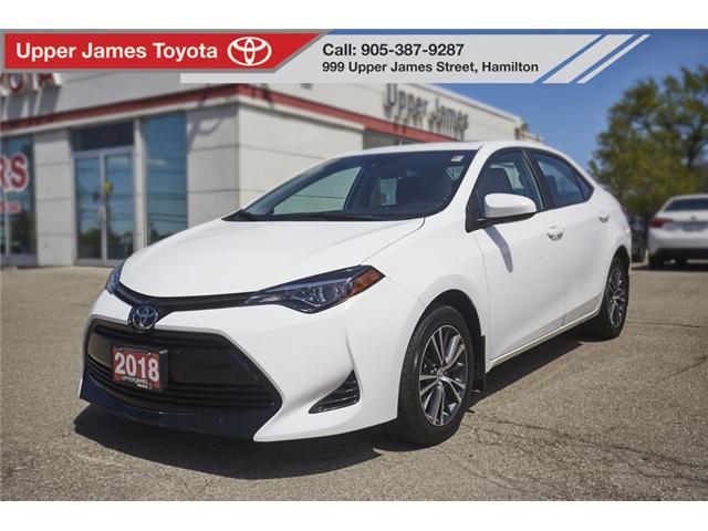 2018 Toyota Corolla LE (Stk: 80108) in Hamilton - Image 1 of 19