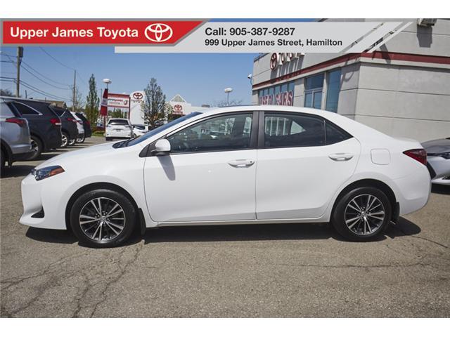 2018 Toyota Corolla LE (Stk: 80108) in Hamilton - Image 2 of 18