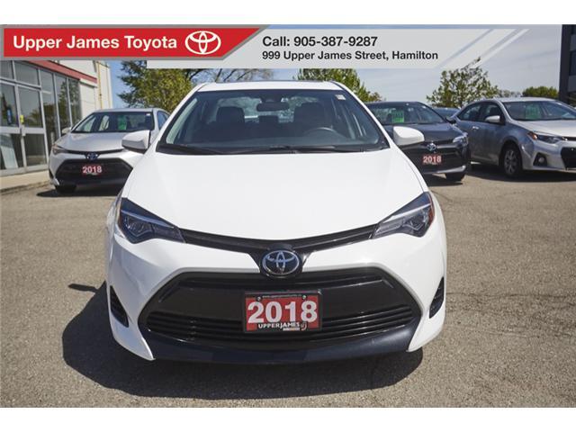 2018 Toyota Corolla LE (Stk: 80108) in Hamilton - Image 5 of 19