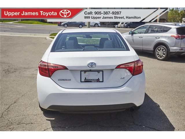 2018 Toyota Corolla LE (Stk: 80108) in Hamilton - Image 7 of 19