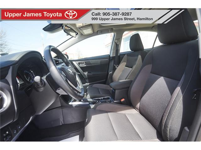 2018 Toyota Corolla LE (Stk: 80108) in Hamilton - Image 11 of 19