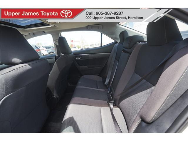 2018 Toyota Corolla LE (Stk: 80108) in Hamilton - Image 12 of 19