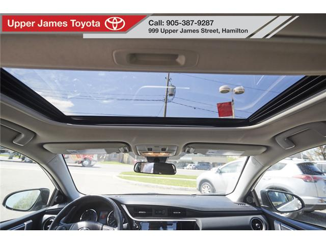 2018 Toyota Corolla LE (Stk: 80108) in Hamilton - Image 16 of 19