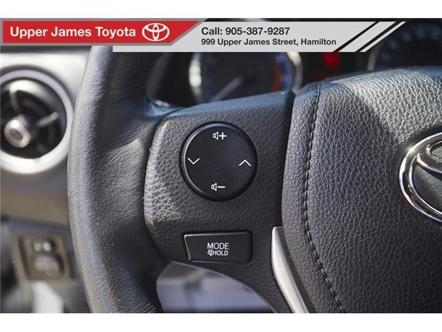 2018 Toyota Corolla LE (Stk: 80108) in Hamilton - Image 17 of 19
