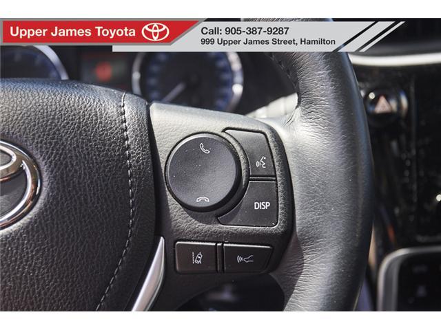 2018 Toyota Corolla LE (Stk: 80108) in Hamilton - Image 18 of 19