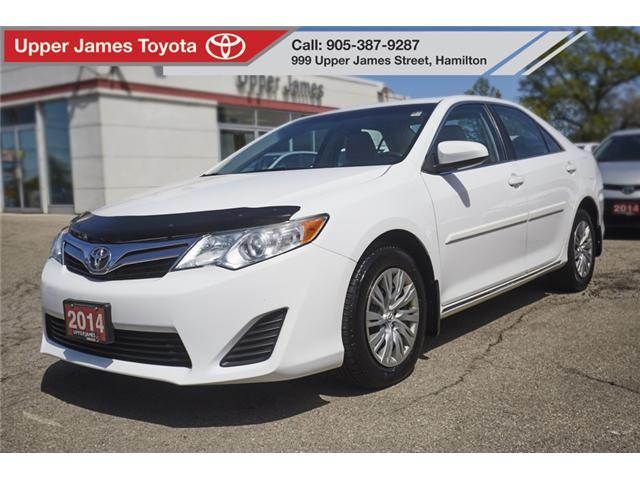 2014 Toyota Camry LE (Stk: 24307) in Hamilton - Image 1 of 17