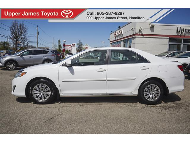 2014 Toyota Camry LE (Stk: 24307) in Hamilton - Image 2 of 17