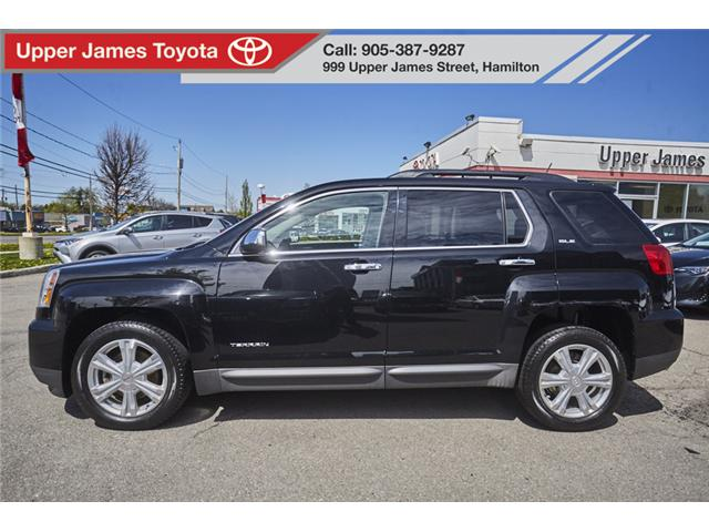 2017 GMC Terrain SLE-2 (Stk: 80001) in Hamilton - Image 2 of 17
