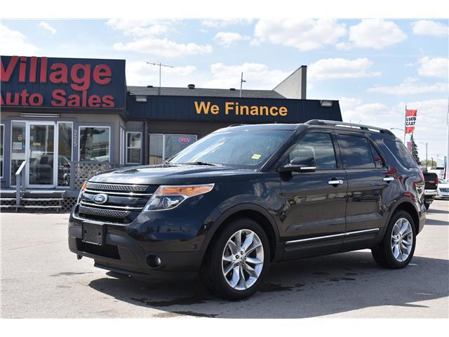 2015 Ford Explorer Limited (Stk: p36454) in Saskatoon - Image 1 of 28