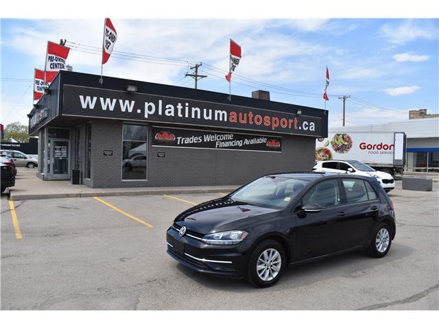 2018 Volkswagen Golf 1.8 TSI Comfortline (Stk: PP457) in Saskatoon - Image 1 of 25