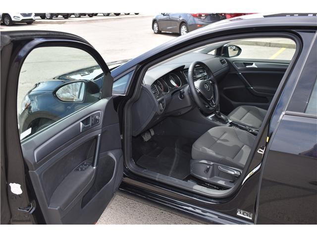 2018 Volkswagen Golf 1.8 TSI Comfortline (Stk: PP457) in Saskatoon - Image 11 of 25