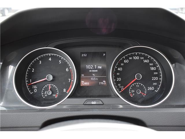 2018 Volkswagen Golf 1.8 TSI Comfortline (Stk: PP457) in Saskatoon - Image 13 of 25