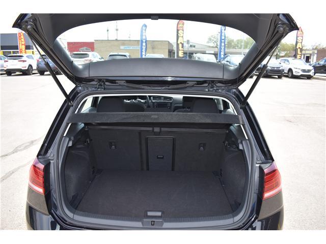 2018 Volkswagen Golf 1.8 TSI Comfortline (Stk: PP457) in Saskatoon - Image 21 of 25