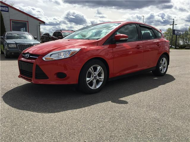 2013 Ford Focus SE (Stk: 18758A) in Smiths Falls - Image 1 of 7