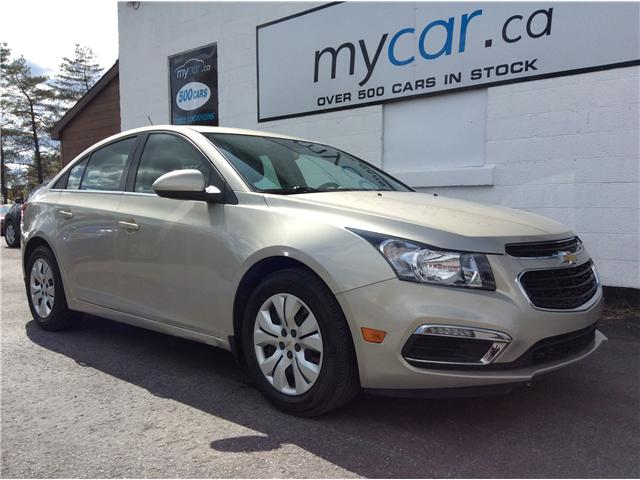 2015 Chevrolet Cruze 1LT (Stk: 190612) in North Bay - Image 1 of 20
