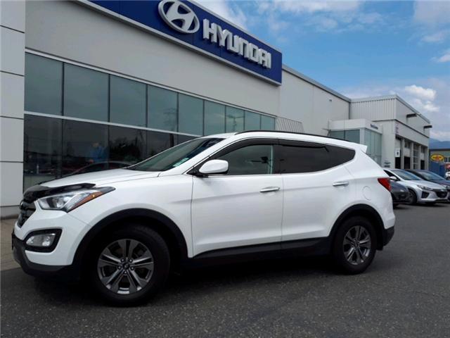 2016 Hyundai Santa Fe Sport 2.4 Base (Stk: H19-0065A) in Chilliwack - Image 1 of 10