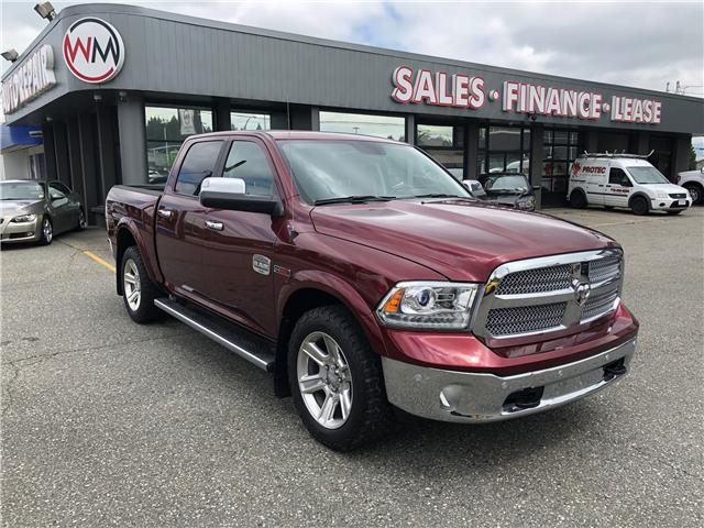 2016 RAM 1500 Longhorn (Stk: 16-272088) in Abbotsford - Image 1 of 17