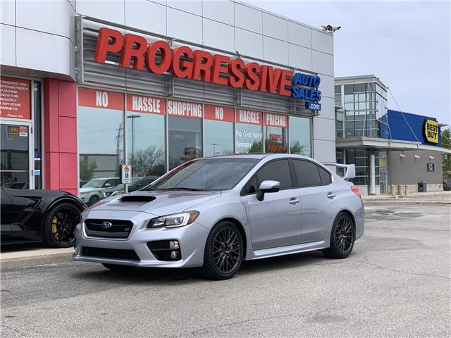2017 Subaru WRX STI Base (Stk: H9817668) in Sarnia - Image 1 of 29