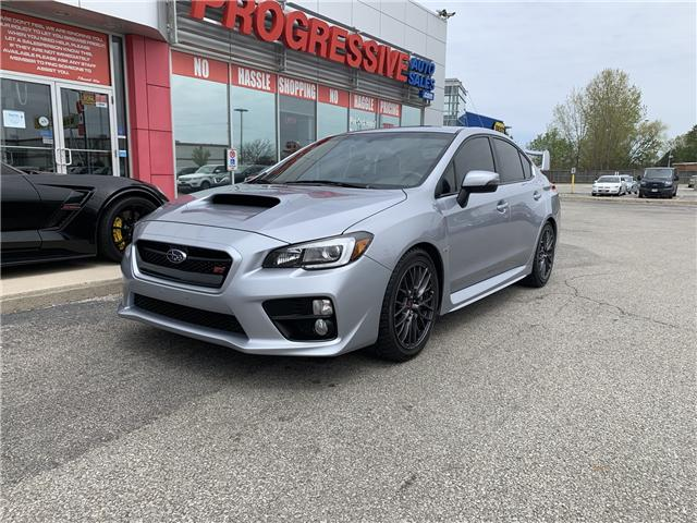 2017 Subaru WRX STI Base (Stk: H9817668) in Sarnia - Image 2 of 29