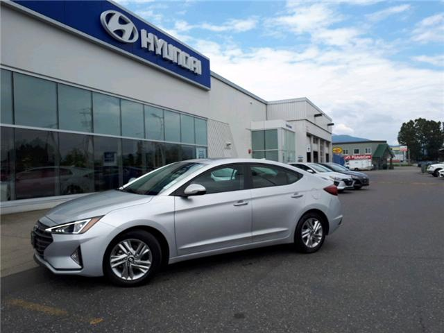2019 Hyundai Elantra Preferred (Stk: H19-0068P) in Chilliwack - Image 1 of 12