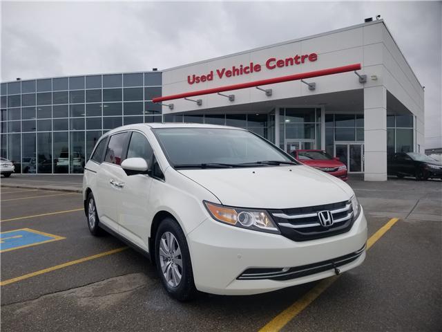 2016 Honda Odyssey EX-L (Stk: 6190984A) in Calgary - Image 1 of 30