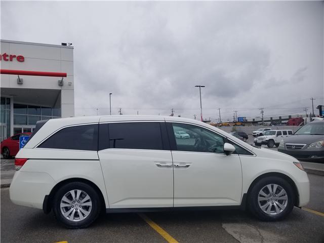 2016 Honda Odyssey EX-L (Stk: 6190984A) in Calgary - Image 2 of 30