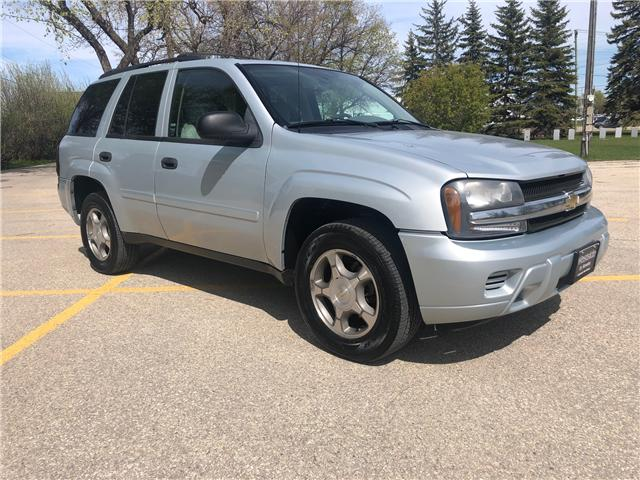 2007 Chevrolet TrailBlazer LS (Stk: 9889.3) in Winnipeg - Image 1 of 26