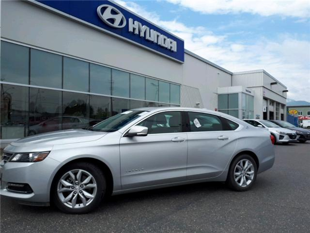 2018 Chevrolet Impala 1LT (Stk: H19-0075P) in Chilliwack - Image 1 of 12