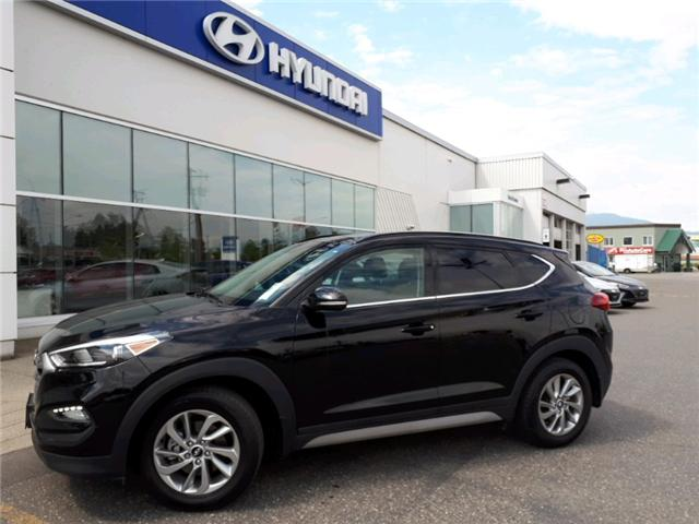 2018 Hyundai Tucson Luxury 2.0L (Stk: H93-7989A) in Chilliwack - Image 1 of 12