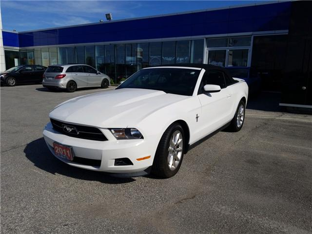 2011 Ford Mustang V6 (Stk: 28721A) in Scarborough - Image 1 of 15