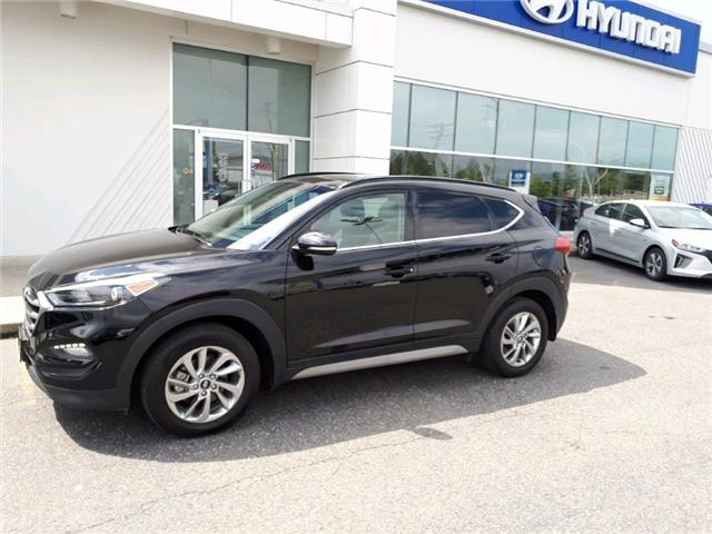 2018 Hyundai Tucson Luxury 2.0L (Stk: H93-7989A) in Chilliwack - Image 2 of 12