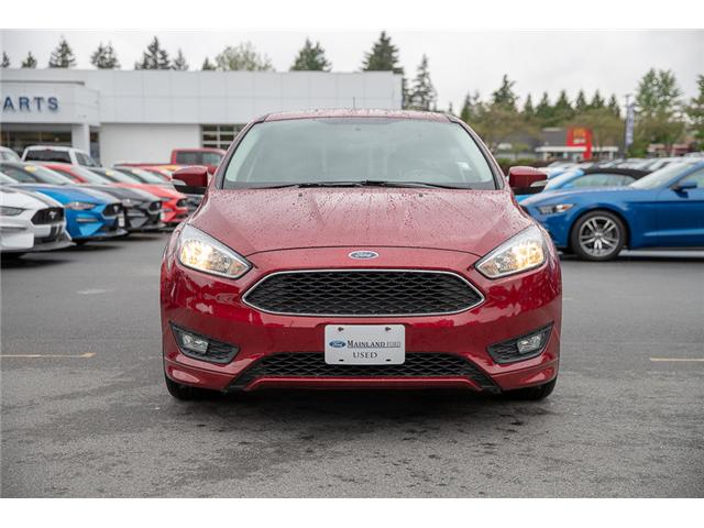 2015 Ford Focus SE (Stk: 9ES0868A) in Vancouver - Image 2 of 30