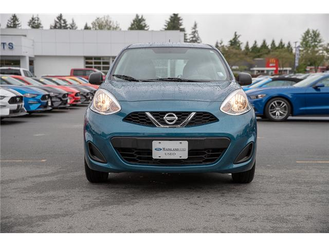 2018 Nissan Micra S (Stk: 9MU0251A) in Vancouver - Image 2 of 29