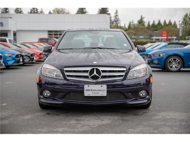 2010 Mercedes-Benz C-Class Base (Stk: P4672) in Vancouver - Image 2 of 30