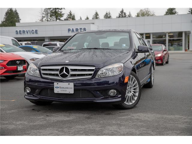 2010 Mercedes-Benz C-Class Base (Stk: P4672) in Vancouver - Image 3 of 29