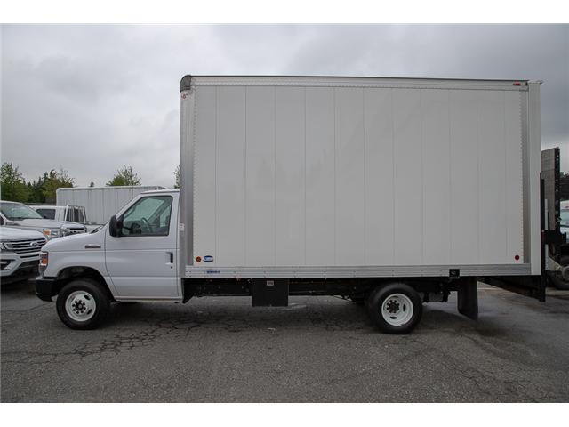2018 Ford E-450 Cutaway Base (Stk: P0164) in Vancouver - Image 4 of 16