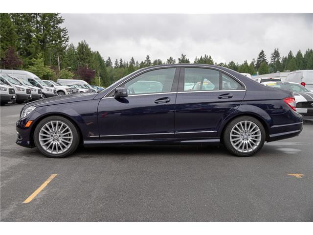 2010 Mercedes-Benz C-Class Base (Stk: P4672) in Vancouver - Image 4 of 29