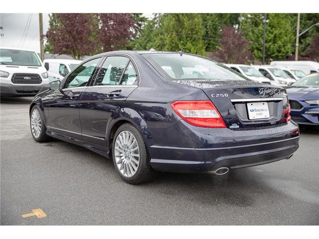 2010 Mercedes-Benz C-Class Base (Stk: P4672) in Vancouver - Image 5 of 29