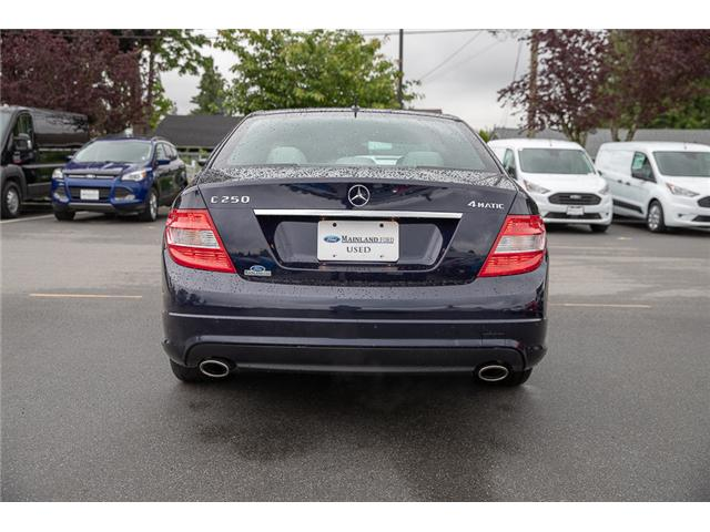 2010 Mercedes-Benz C-Class Base (Stk: P4672) in Vancouver - Image 6 of 29