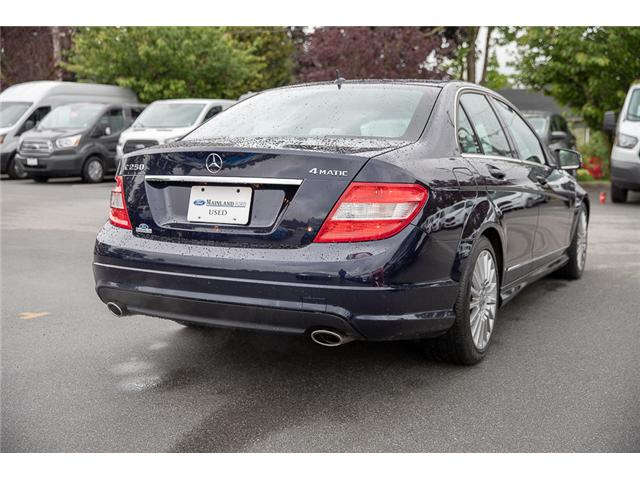 2010 Mercedes-Benz C-Class Base (Stk: P4672) in Vancouver - Image 7 of 29