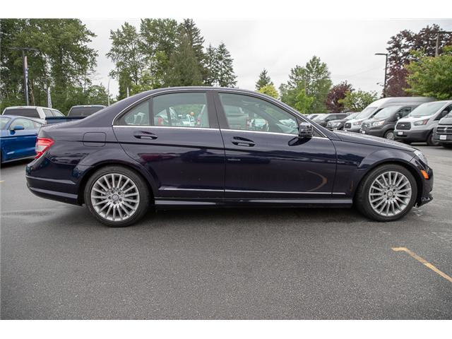 2010 Mercedes-Benz C-Class Base (Stk: P4672) in Vancouver - Image 8 of 29