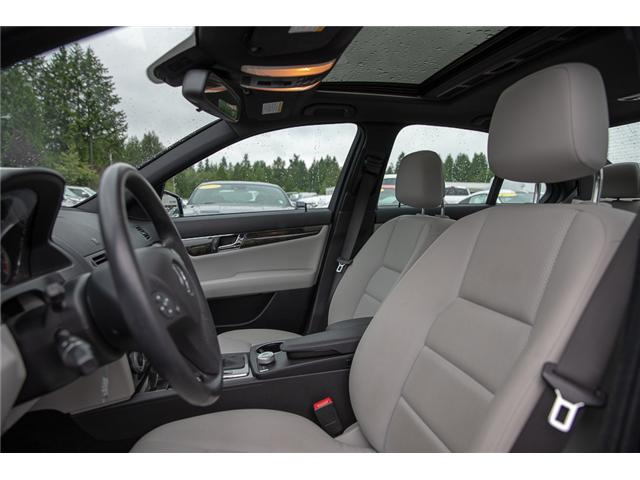 2010 Mercedes-Benz C-Class Base (Stk: P4672) in Vancouver - Image 13 of 29