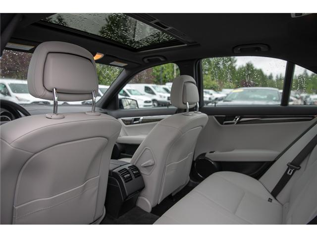 2010 Mercedes-Benz C-Class Base (Stk: P4672) in Vancouver - Image 15 of 29