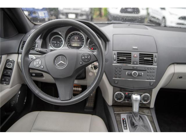 2010 Mercedes-Benz C-Class Base (Stk: P4672) in Vancouver - Image 18 of 29