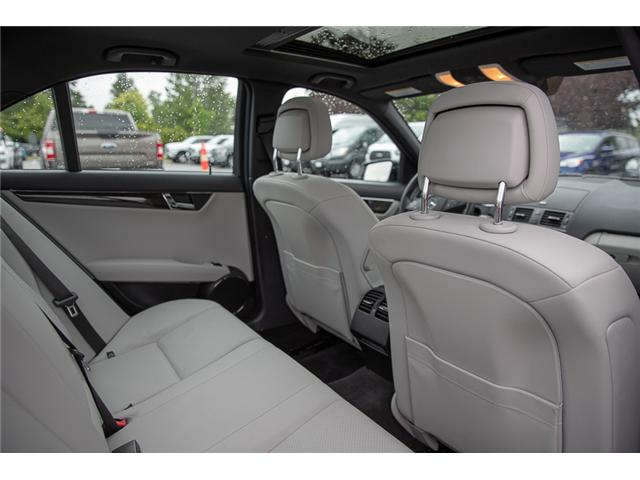 2010 Mercedes-Benz C-Class Base (Stk: P4672) in Vancouver - Image 20 of 29